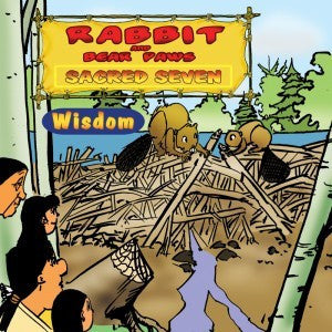 Rabbit and Bear Paws Sacred Seven: Wisdom