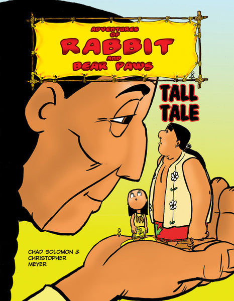 Adventures of Rabbit and Bear Paws:Tall Tale