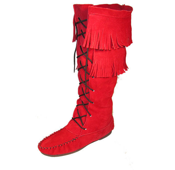 Knee High Unlined Mukluk