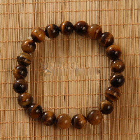Tiger's Eye 'Protection' Bracelet