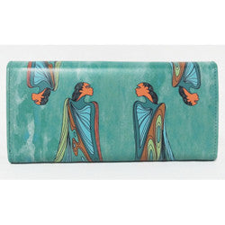 Friends by Maxine Noel Wallet
