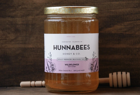 Wildflower Honey 375g