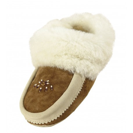 All Sheepskin Slipper