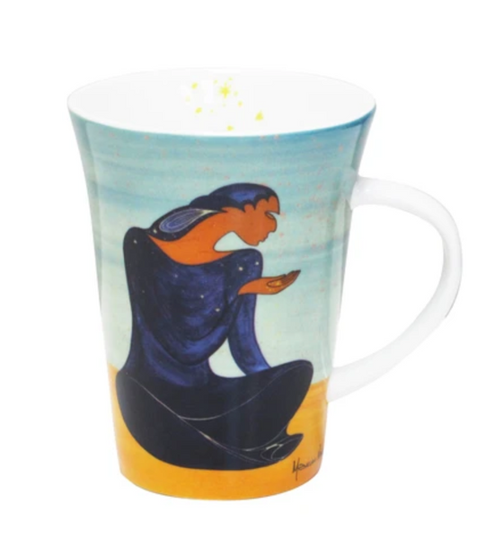 Night by Maxine Noel Mug