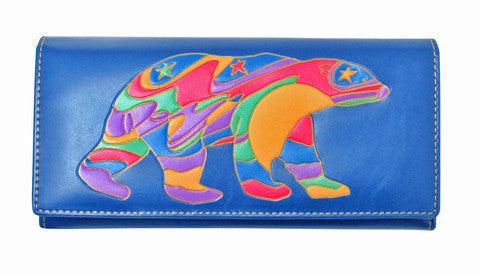 Alpha Bear Wallet