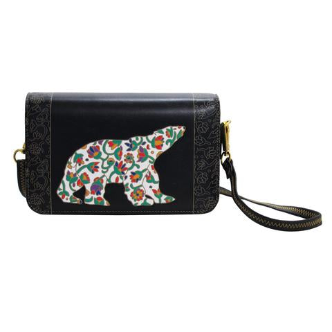 Spring Bear Crossbody Purse