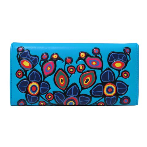 Flowers and Birds Wallet