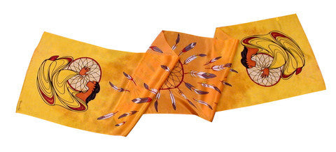 Dreamcatcher Silk Scarf