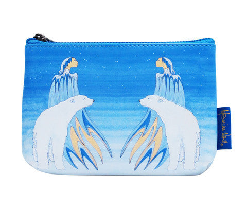 Mother Winter Coin Purse