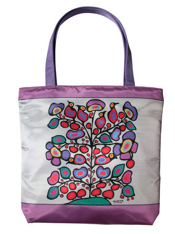 Woodland Floral Tote and Pouch