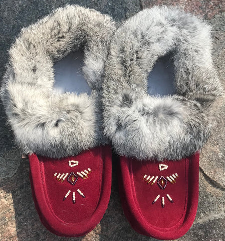 Canadian Made Moccasins Whetung Ojibwa Centre