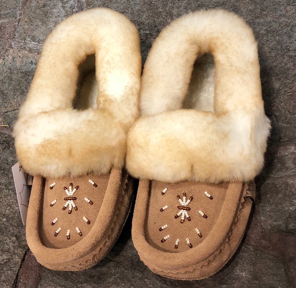 Classic Slipper, 100% Sheepskin