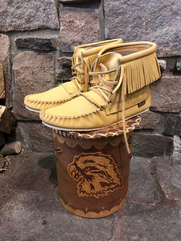 Mens Hi-Top Boot-Moose