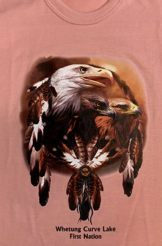 3 Eagles T-Shirt