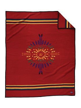 Spirit Bear Blanket by Pendleton