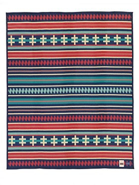 Ribbon Dance Blanket by Pendleton