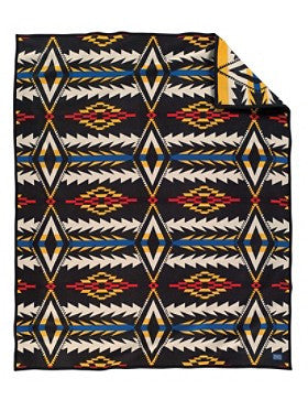 Midnight Eyes Blanket by Pendleton