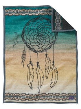Dreamcatcher Baby Blanket by Pendleton