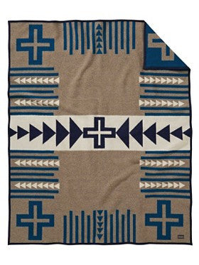 Thunder Quarrel Blanket by Pendleton