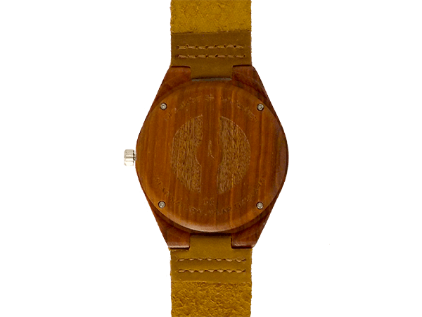 Okulars® Leather • Caramel