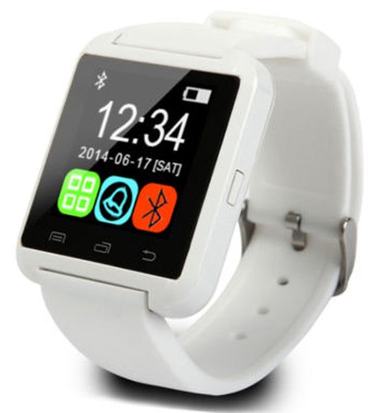 Android Smart Watch Model U8 WHITE