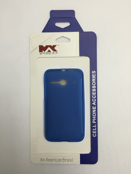 Alcatel Onetouch EVOLVE 2 TPU Case BLUE