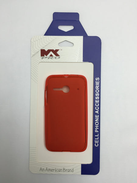 Alcatel Onetouch EVOLVE 2 TPU Case RED