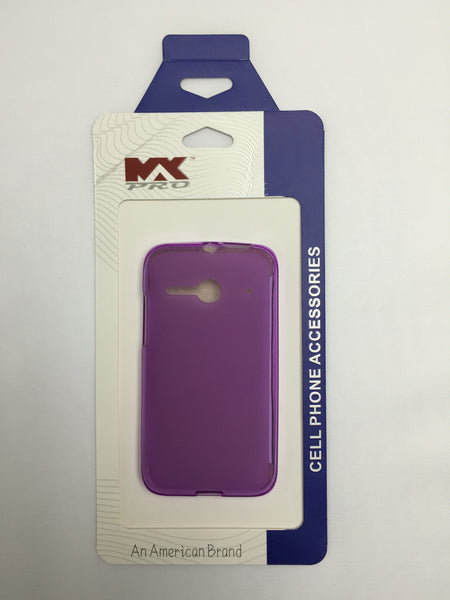 Alcatel Onetouch EVOLVE 2 TPU Case PURPLE
