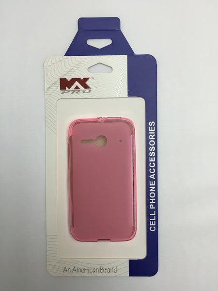 Alcatel Onetouch EVOLVE 2 TPU Case PINK