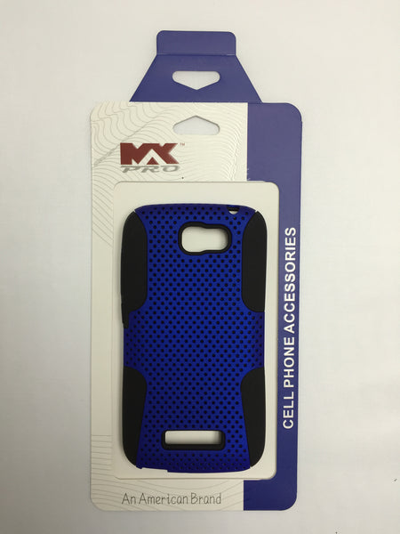Alcatel Onetouch Fierce 2 Mesh Case BLUE