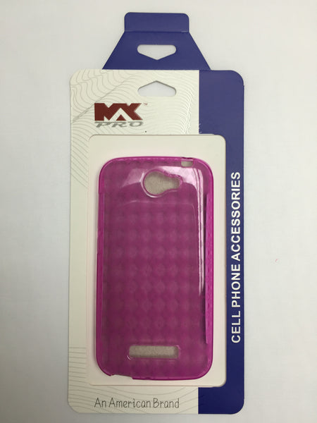 Alcatel Onetouch Fierce 2 TPU Case PURPLE