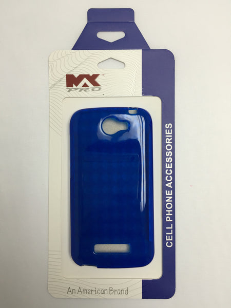 Alcatel Onetouch Fierce 2 TPU Case BLUE