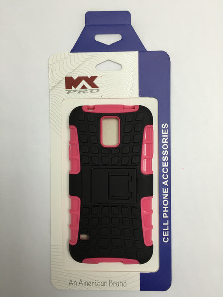 Samsung Galaxy S5 HD Armour Case PINK