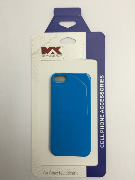 iPhone 5 TPU Case BLUE