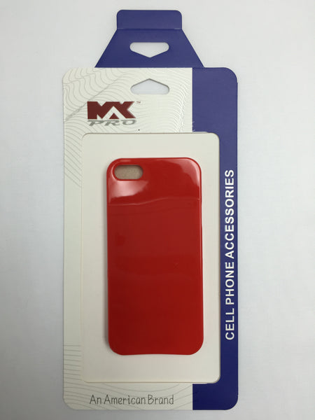 iPhone 5 TPU Case RED