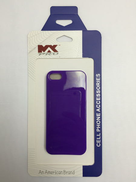 iPhone 5 TPU Case PURPLE