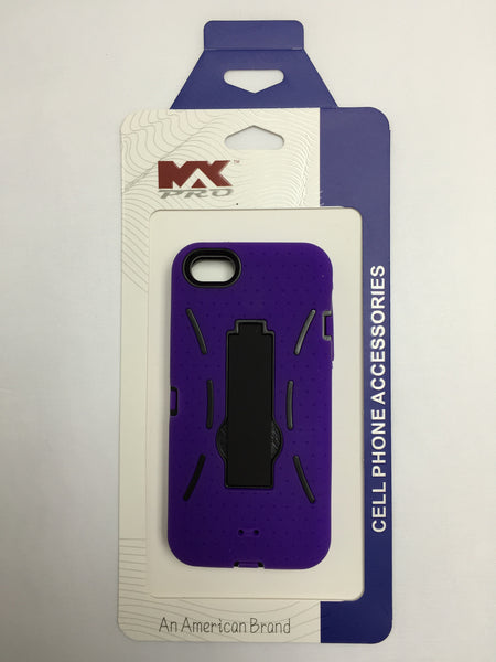 iPhone 5 Robot Case PURPLE