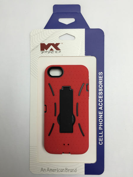 iPhone 5 Robot Case RED