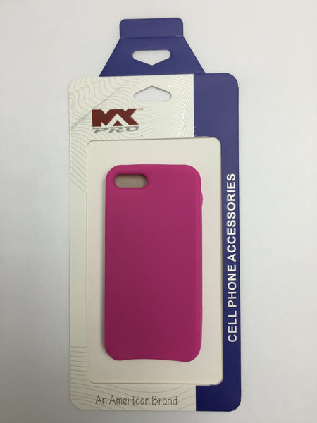 iPHONE 5 Silicon Case PINK