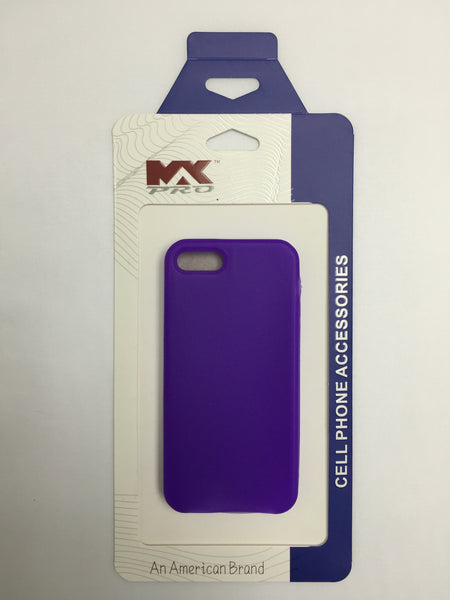 iPHONE 5 Silicon Case PURPLE