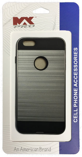 iPhone 6 Metallic Color Case GRAY