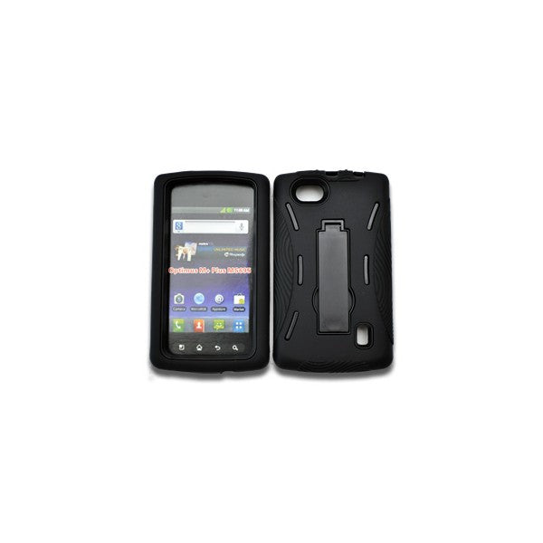 Lg Optimus M+ MS695 Robot Case w Kickstand