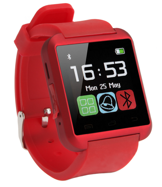 Android Smart Watch Model U8 RED