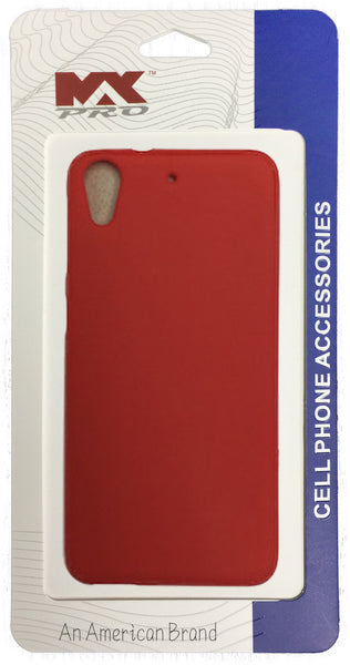 HTC Desire 626s TPU Case RED