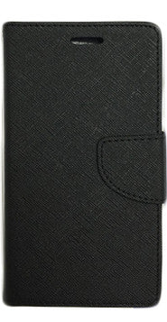 Lumia 640 Wallet Case BLACK
