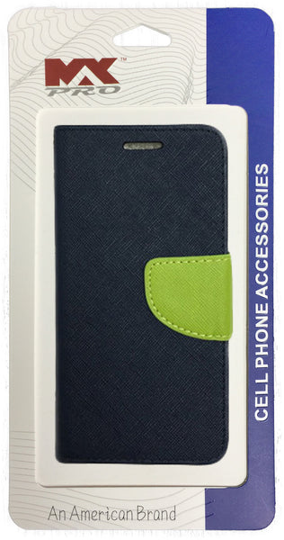 ZTE Obsidian Wallet Case BLUE