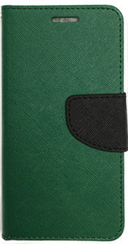 Lumia 640 Wallet Case GREEN