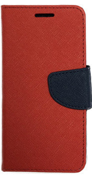 Lumia 640 Wallet Case RED