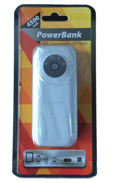 4500 mAh Power Bank