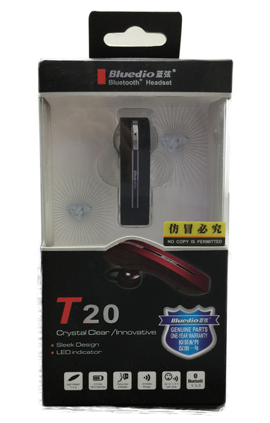 Wireless Bluetooth Headset (Bluedio T20)